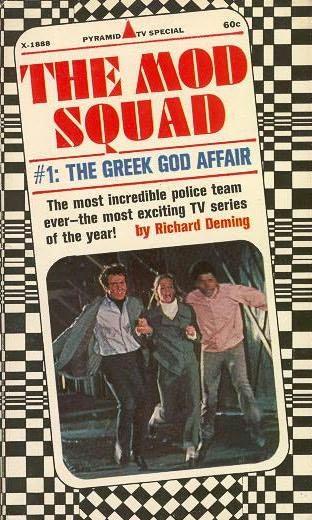 book cover of The Greek God Affair