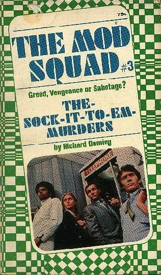 book cover of Sock-It-To-Em-Murders