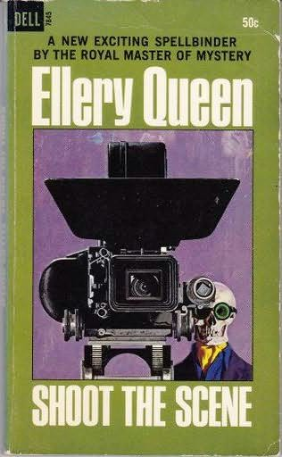 book cover of Shoot the Scene