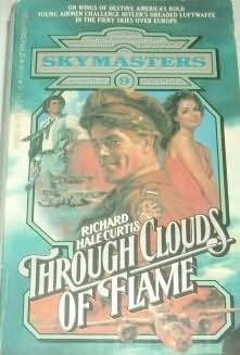 book cover of Through Clouds of Flame