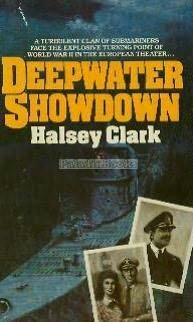 book cover of Deepwater Showdown