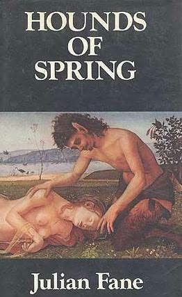 book cover of Hounds of Spring