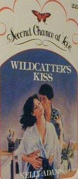 book cover of Wildcatter\'s Kiss