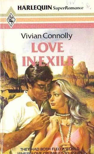 book cover of Love in Exile