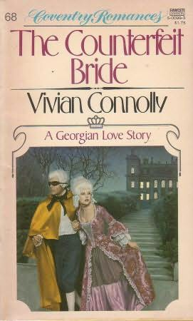 book cover of The Counterfeit Bride
