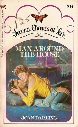 book cover of Man Around the House