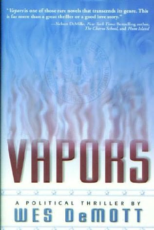 book cover of Vapors