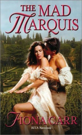 book cover of The Mad Marquis