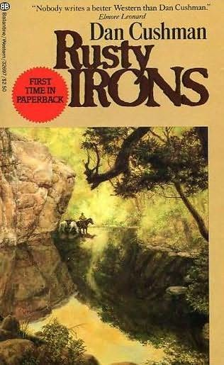 book cover of Rusty Irons