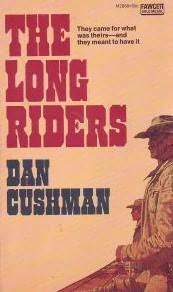book cover of The Long Riders