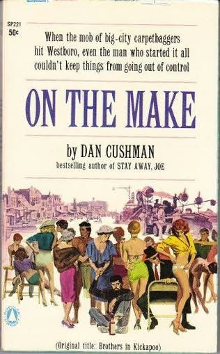 book cover of On the Make