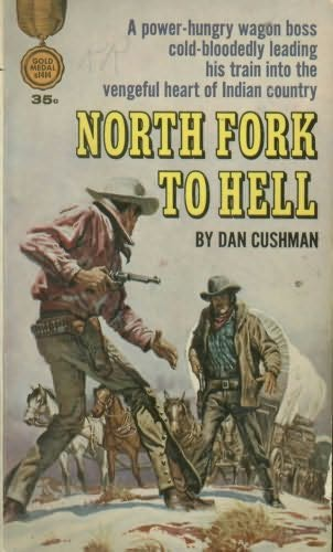 book cover of North Fork to Hell