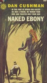 book cover of Naked Ebony