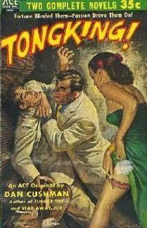 book cover of Tongking!