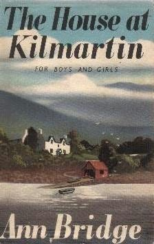 book cover of The House At Kilmartin
