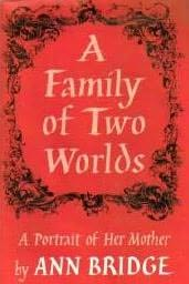 book cover of A Family of Two Worlds