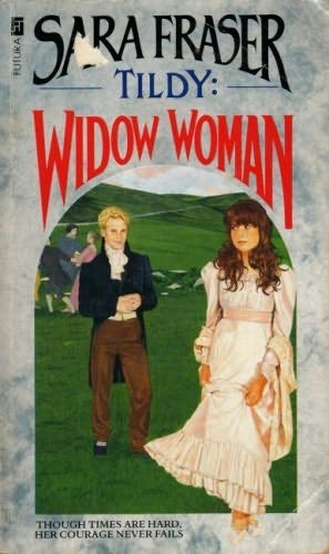book cover of Widow Woman