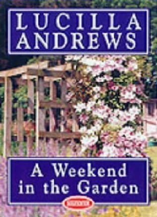 book cover of Weekend in the Garden