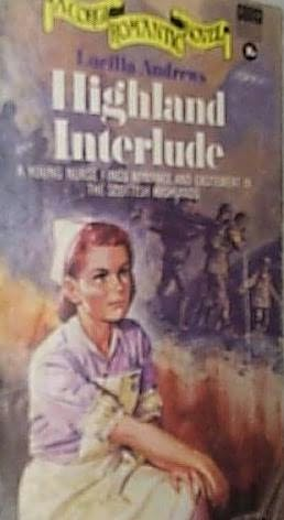 book cover of Highland Interlude