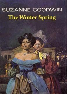 book cover of The Winter Spring