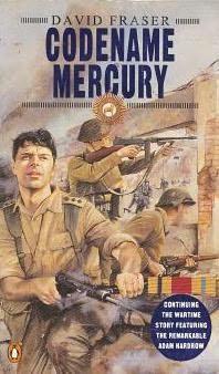 book cover of Codename Mercury
