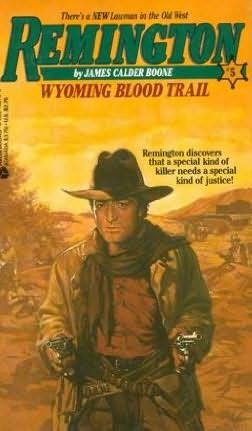 book cover of Wyoming Bloodtrail