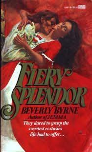 book cover of Fiery Splendor