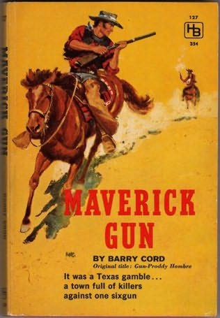 book cover of Maverick Gun