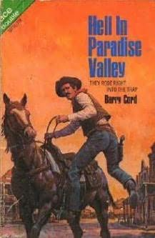 book cover of Hell in Paradise Valley