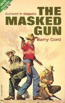 book cover of The Masked Gun