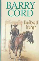 book cover of Gun Boss of Triangle