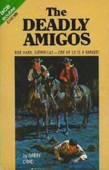 book cover of The Deadly Amigos