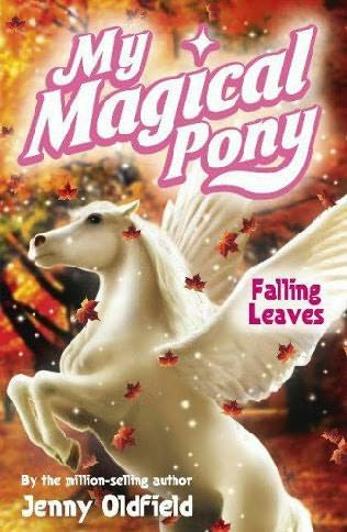 book cover of Falling Leaves