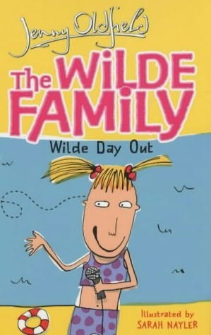 book cover of Wilde Day Out