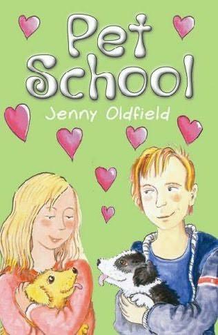 book cover of Pet School