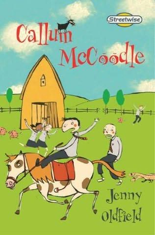 book cover of Callum McCoodle