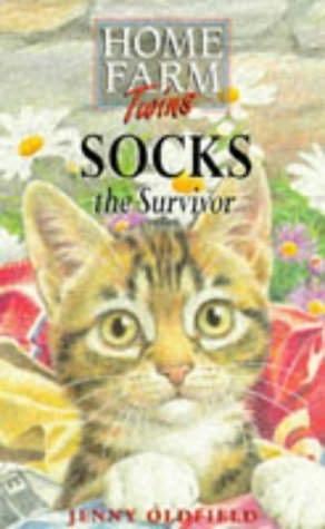 book cover of Socks the Survivor
