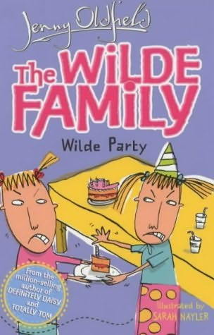 book cover of Wilde Party