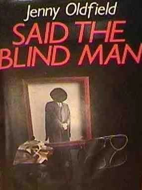 book cover of Said the Blind Man