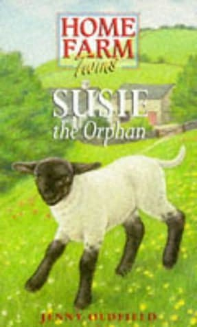 book cover of Susie the Orphan