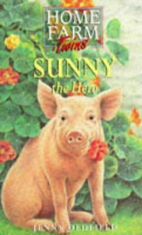 book cover of Sunny the Hero