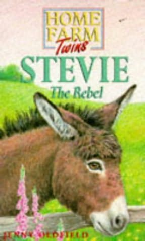 book cover of Stevie the Rebel
