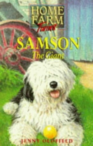 book cover of Samson the Giant