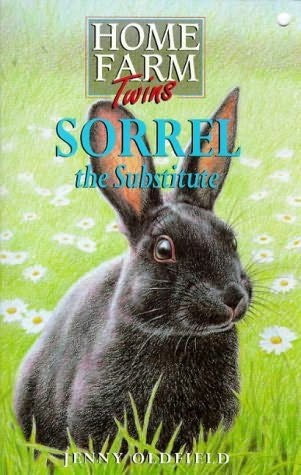 book cover of Sorrel the Substitute