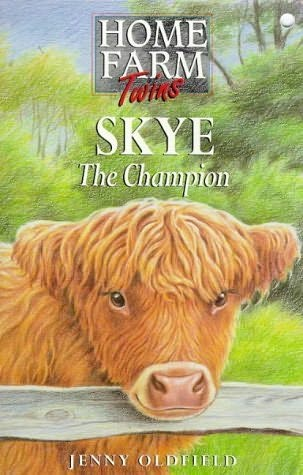 book cover of Skye the Champion