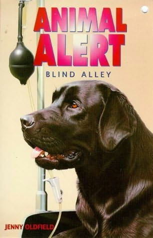 book cover of Blind Alley