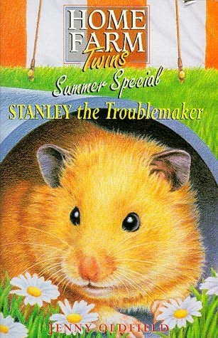 book cover of Stanley the Troublemaker