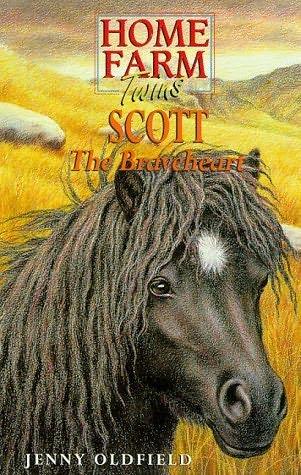 book cover of Scott the Braveheart
