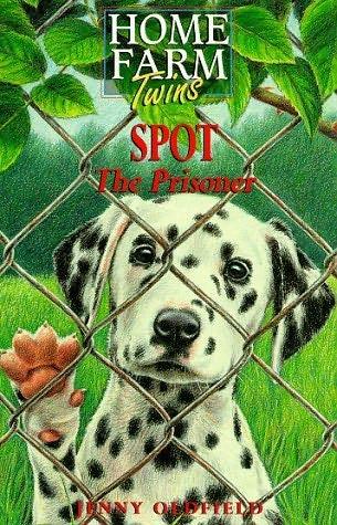book cover of Spot the Prisoner