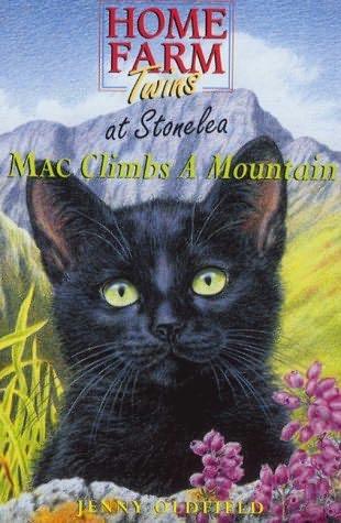 book cover of Mac Climbs a Mountain